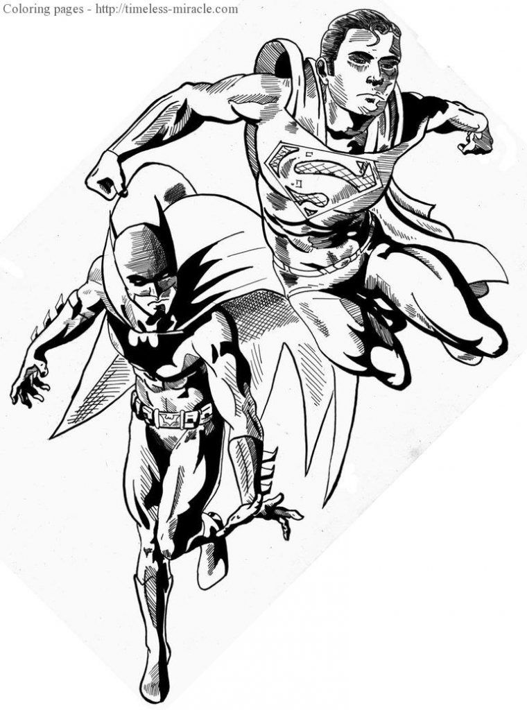 batman superman coloring pages magnificent adventures of an unbeatable superhero superman pages coloring batman superman