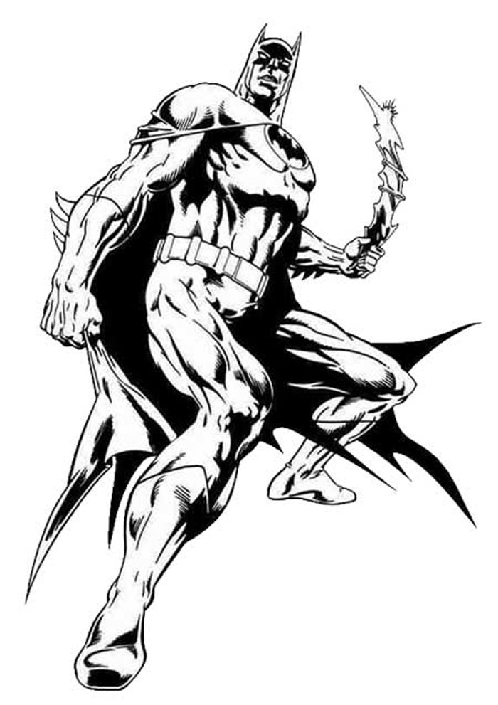 batman to colour in batman coloring pages free download on clipartmag batman to in colour