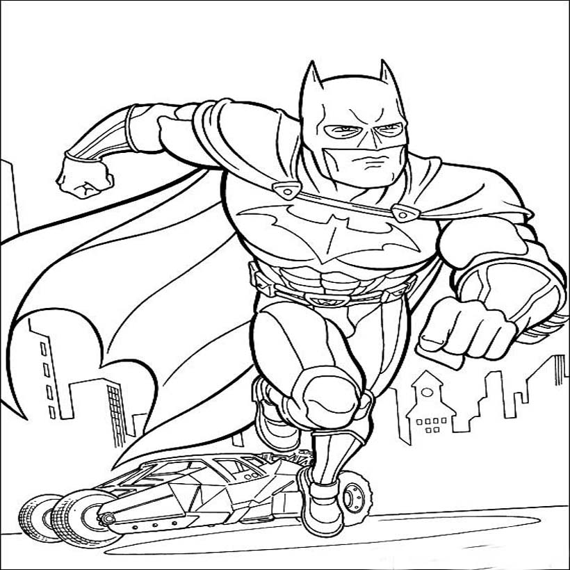 batman to colour in get this printable batman coloring pages 810606 in colour to batman
