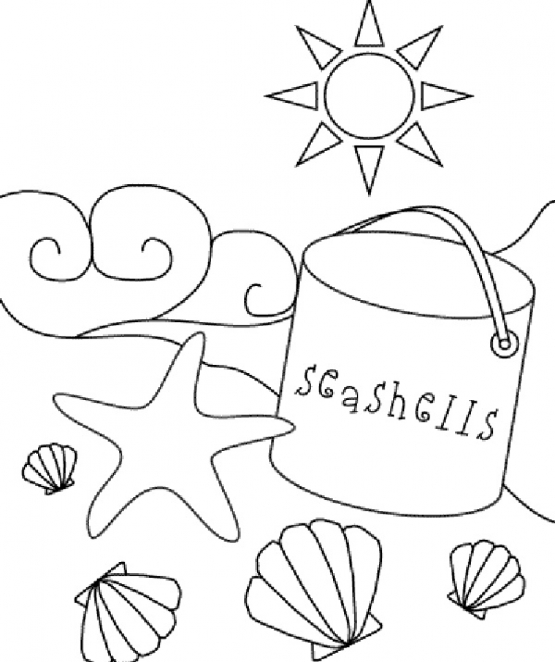 beach coloring pages printable beach coloring pages beach scenes activities beach coloring printable pages