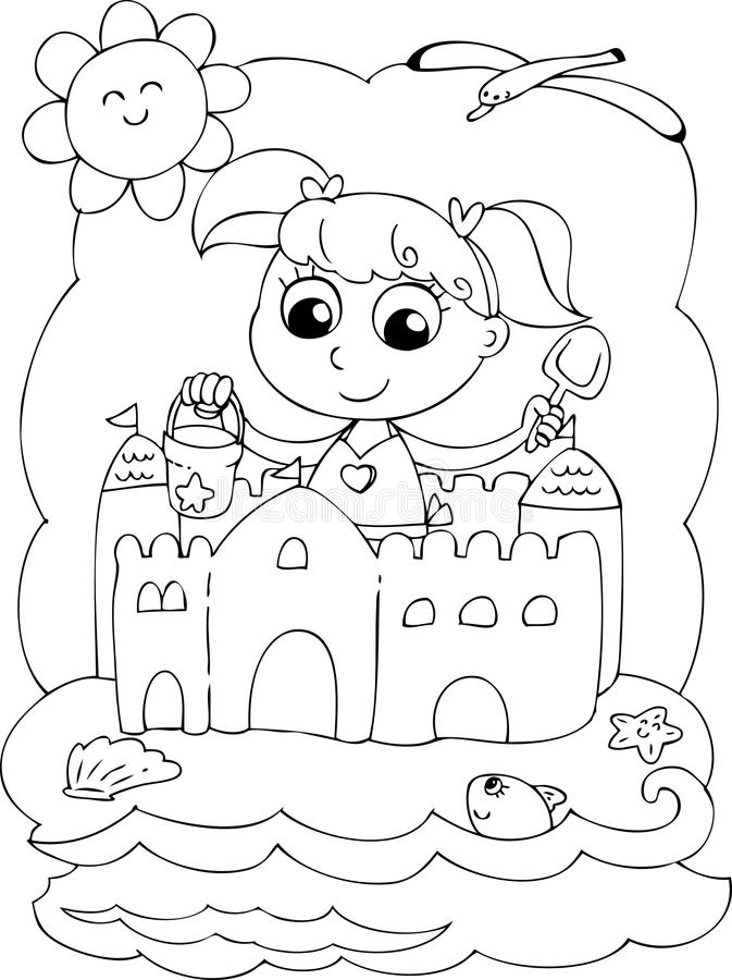 beach girl coloring pages collection of hawaii clipart free download best hawaii pages beach coloring girl