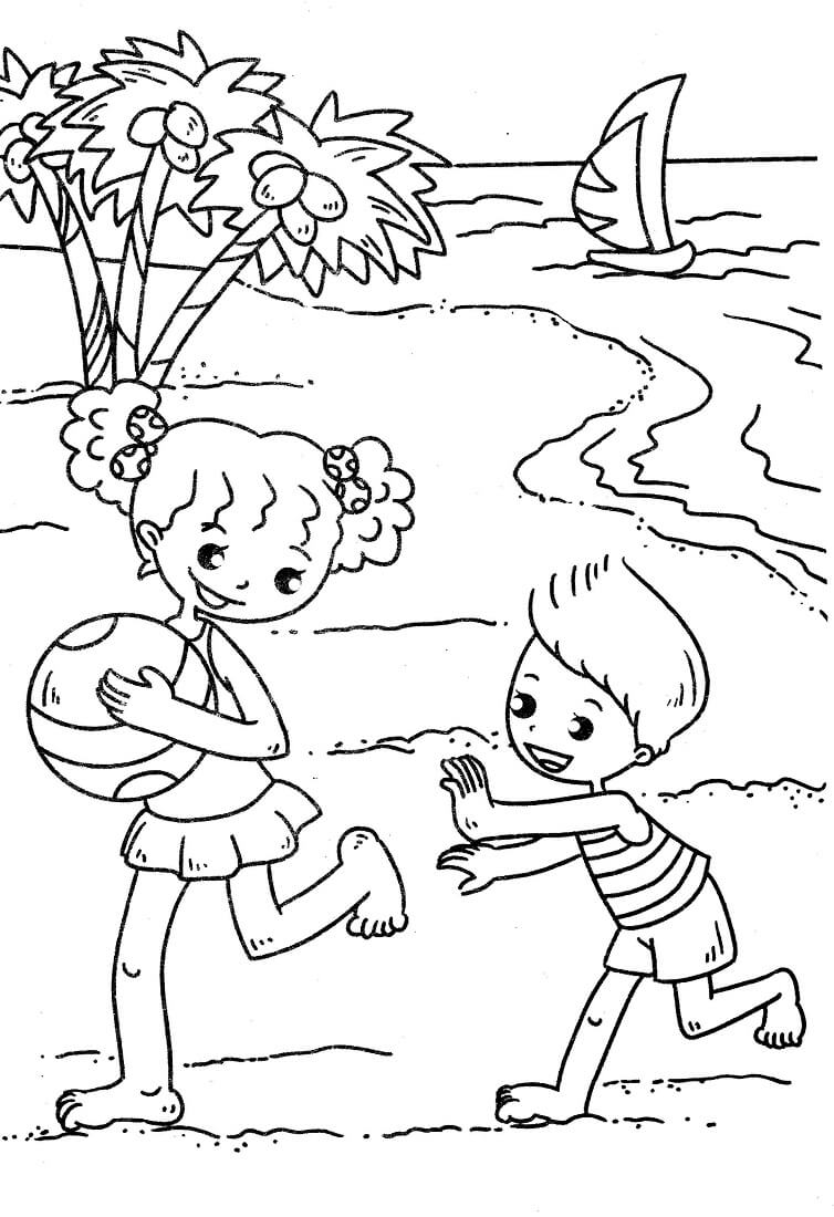 beach girl coloring pages items similar to surfer girl coloring page instant pages beach coloring girl