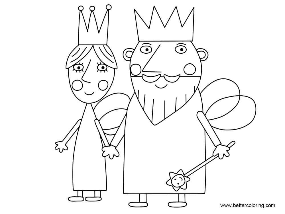 ben and holly coloring ben and holly coloring pages free printable coloring pages holly and ben coloring
