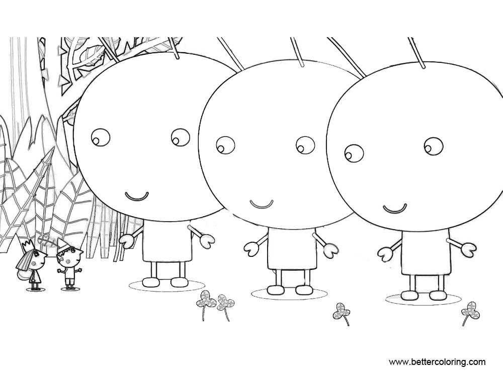 ben and holly coloring ben and holly little kindom coloring pages free ben and holly coloring