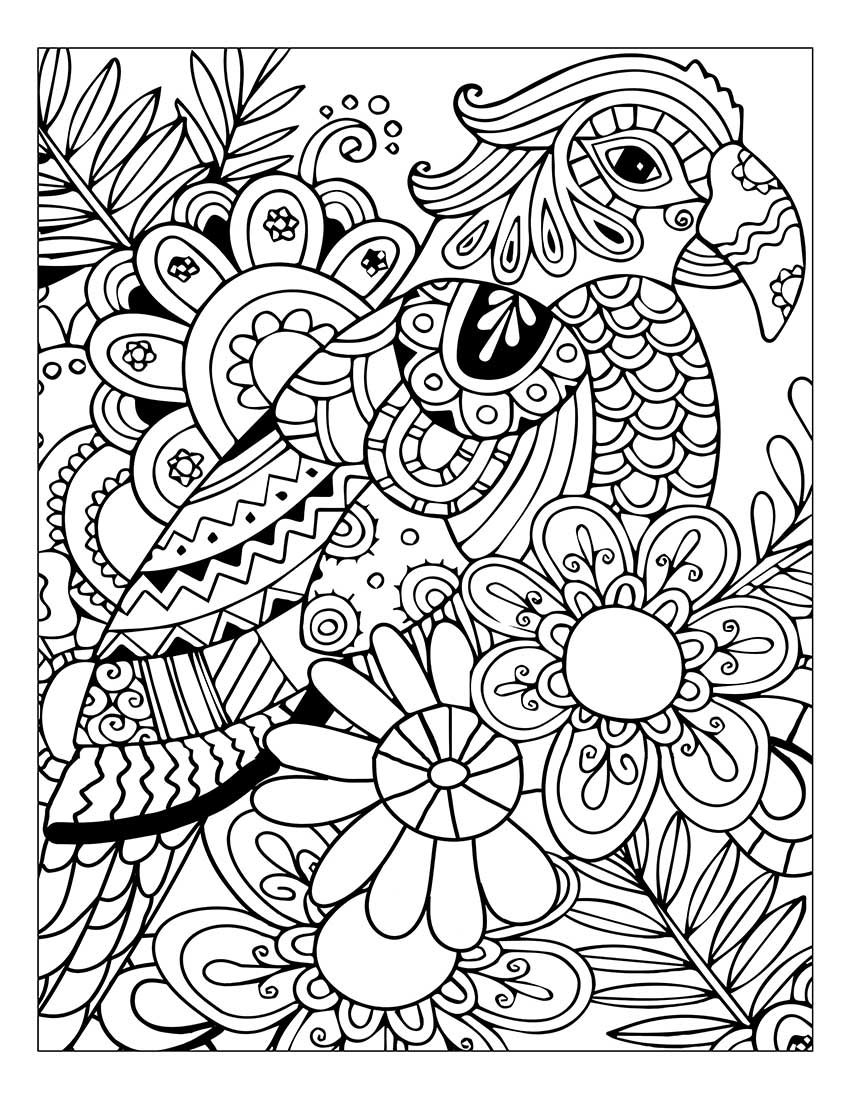 best colouring pages to print stress reducing coloring pages at getcoloringscom free print colouring to best pages