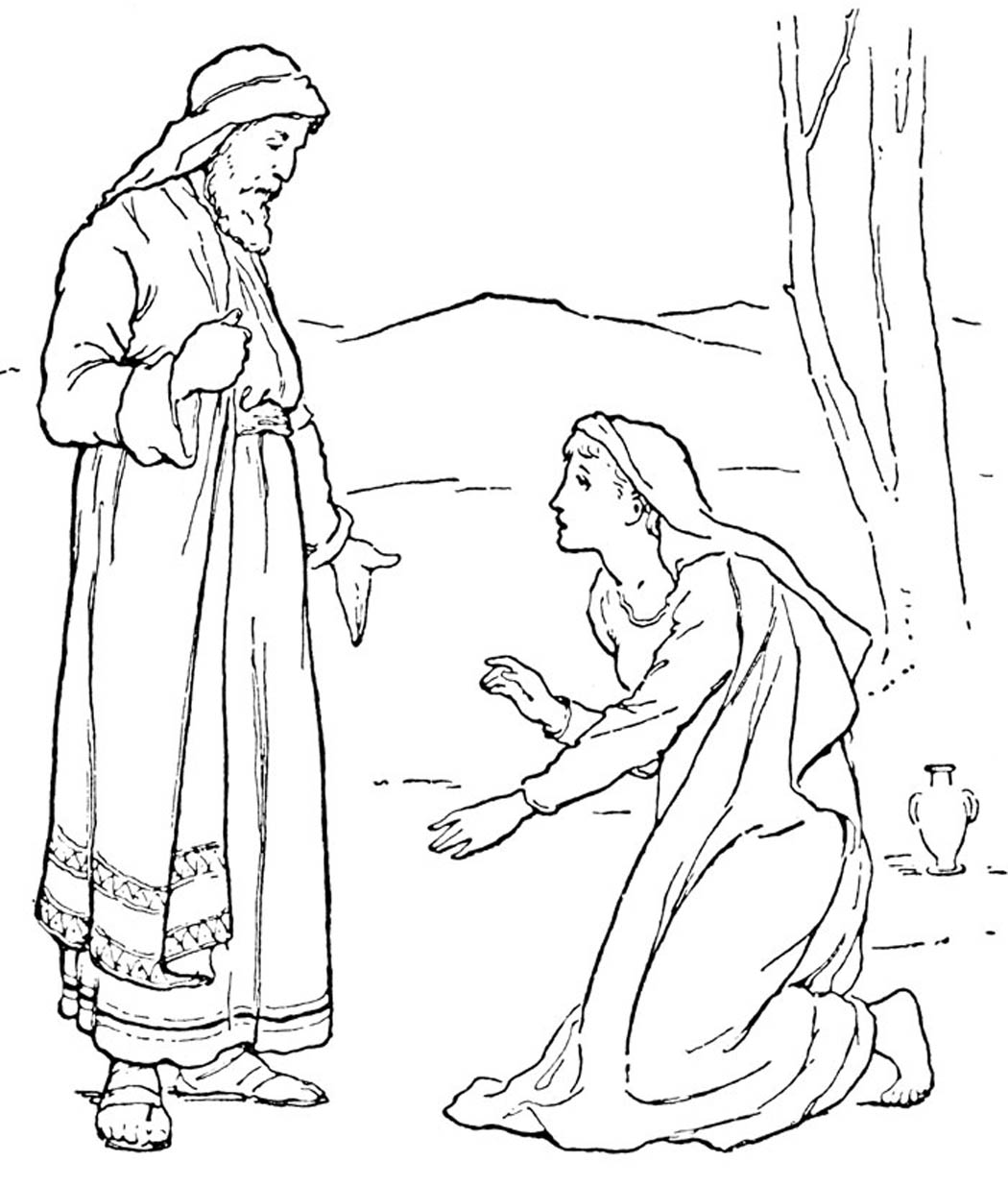 biblical coloring pages printable bible coloring pages coloringmecom biblical coloring pages