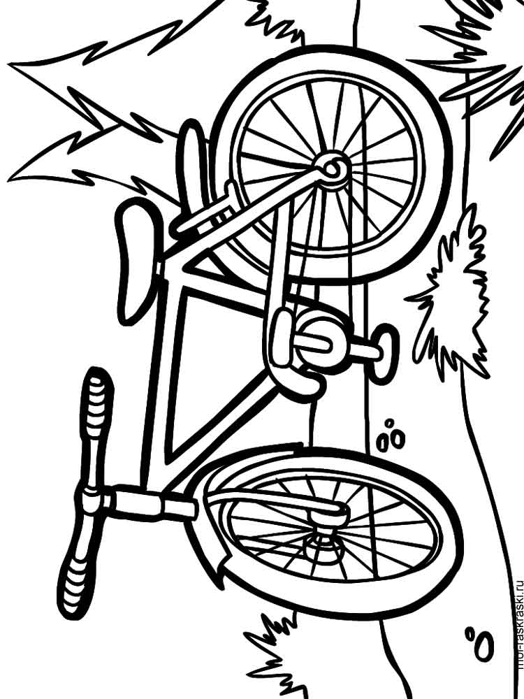 bike coloring pages bicycle coloring pages free printable bicycle coloring pages coloring bike pages