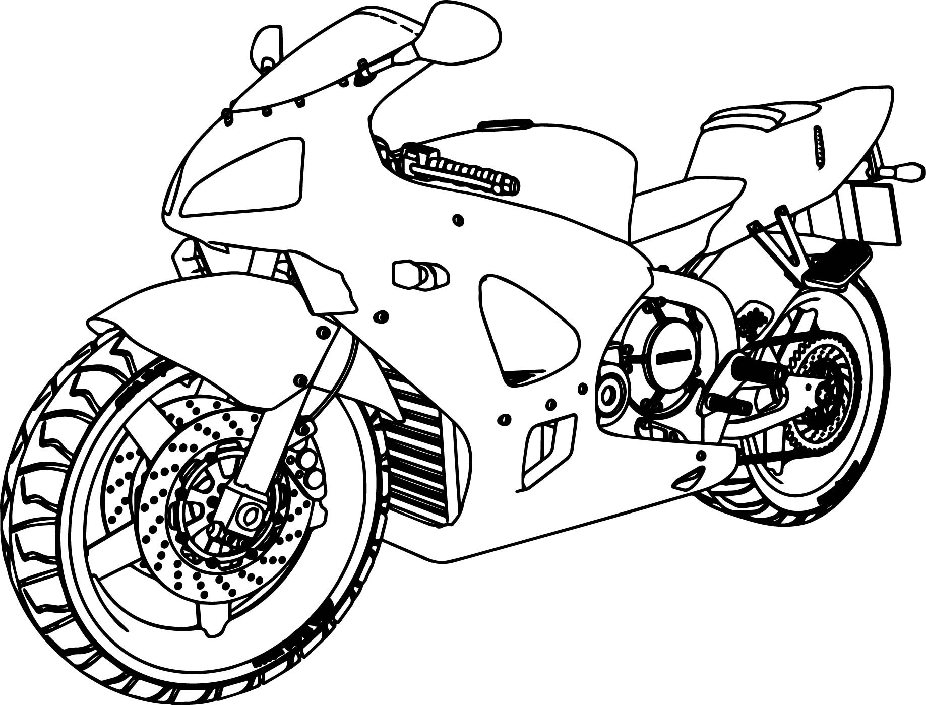 bike coloring pages bike coloring pages at getdrawings free download bike coloring pages