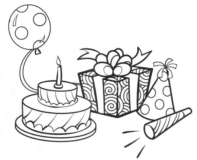 birthday cake coloring birthday cake coloring page crafts and worksheets for birthday coloring cake