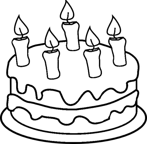 birthday cake coloring birthday cakes simple birthday cake coloring page cake birthday coloring