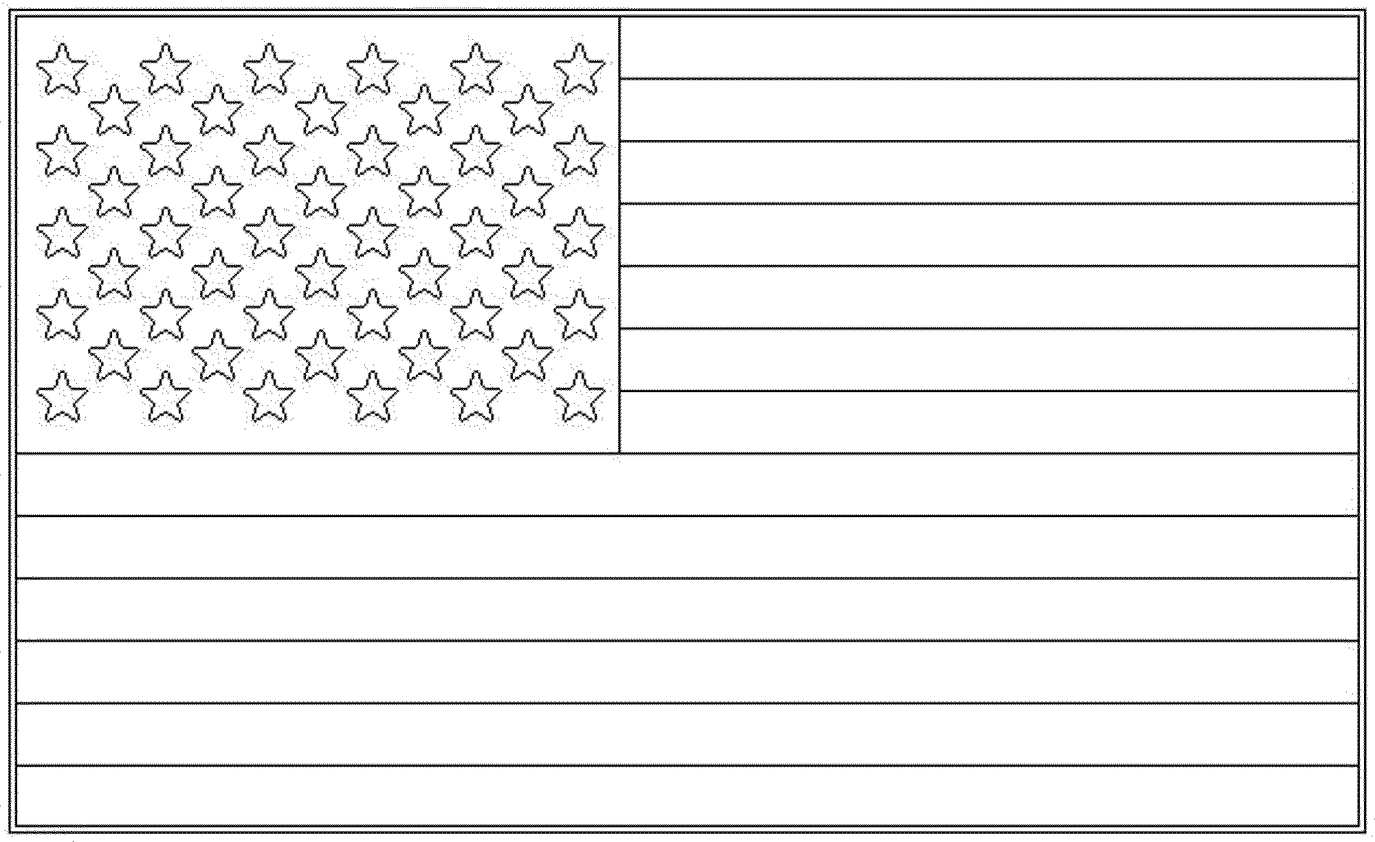 blank flag coloring page blank flag coloring page food ideas coloring flag blank page