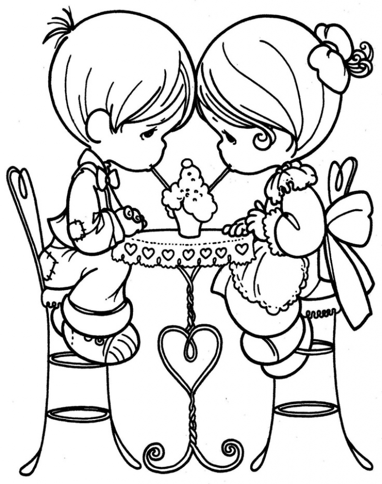 boy and girl coloring sheet boy and girl coloring pages coloring home coloring sheet girl and boy