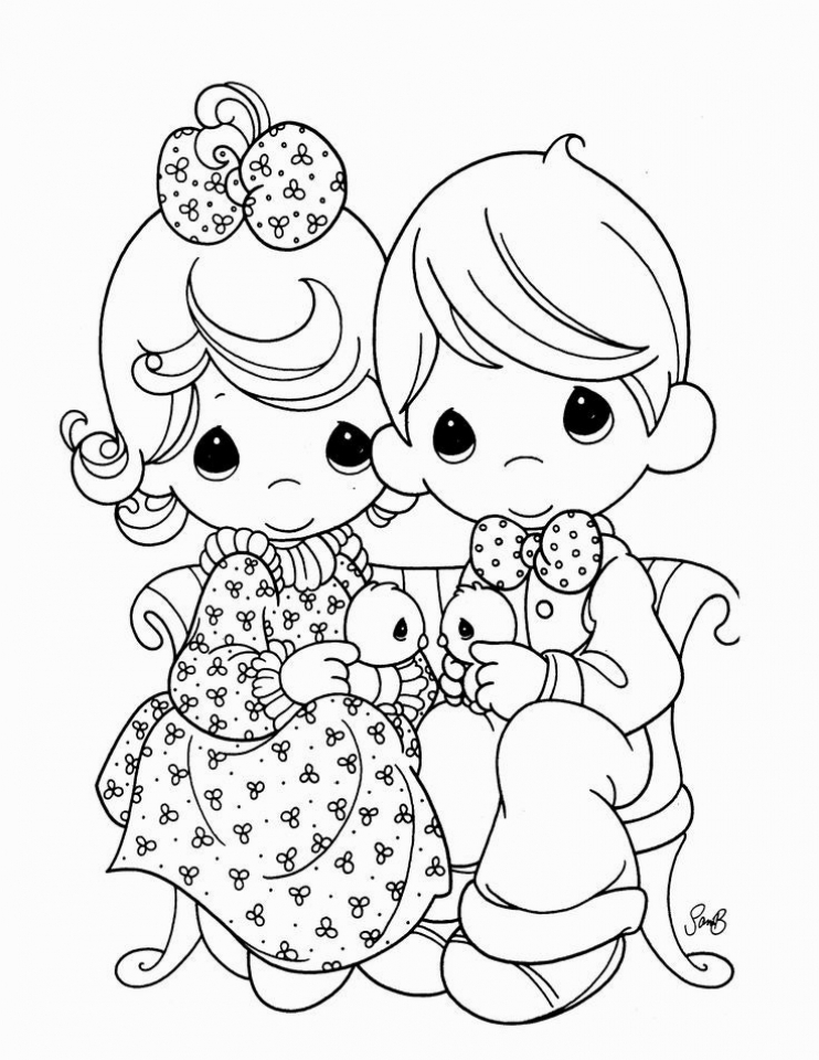 boy and girl coloring sheet boy gives flower to girl coloring page free printable girl boy coloring and sheet