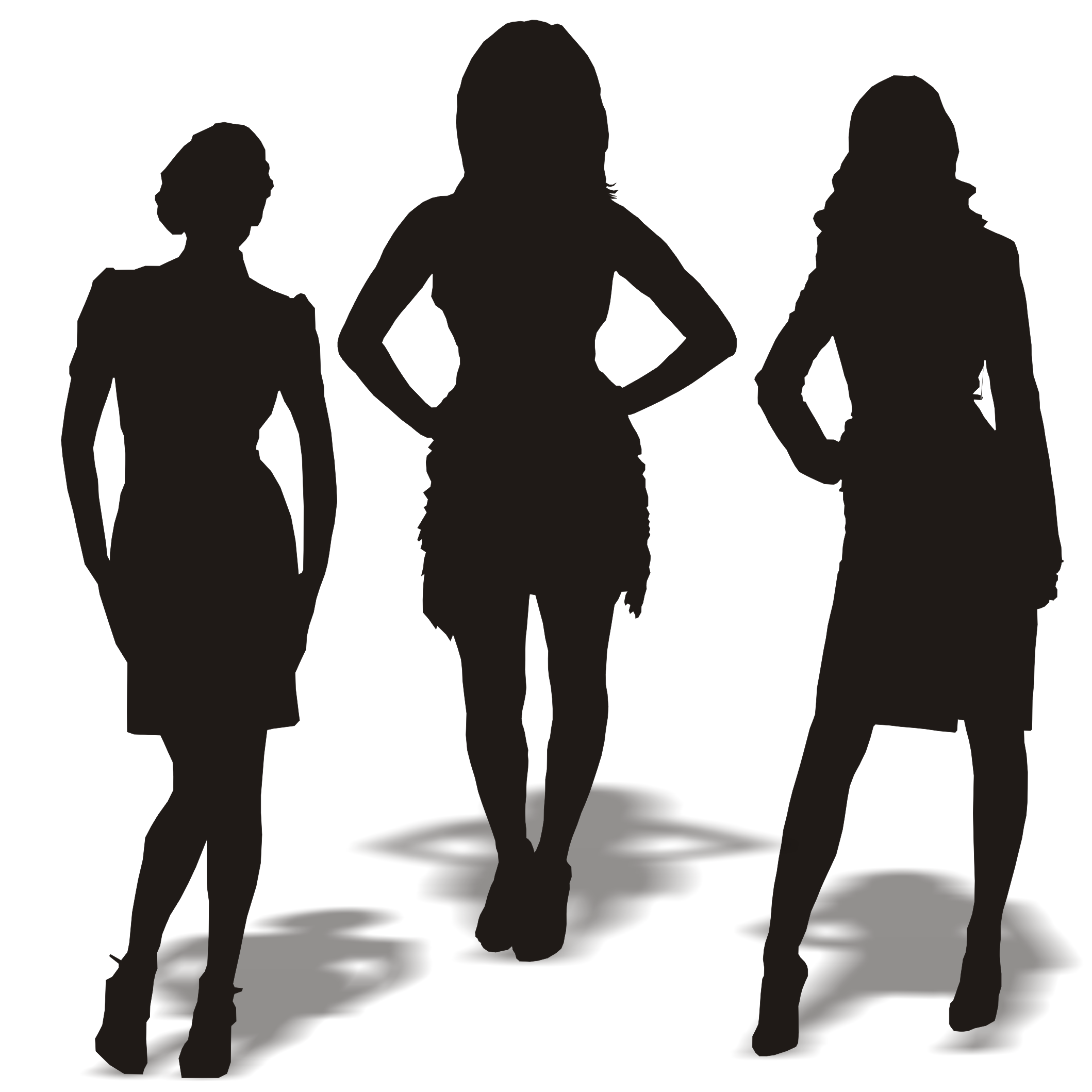 business women silhouette silhouette business woman at getdrawings free download women silhouette business