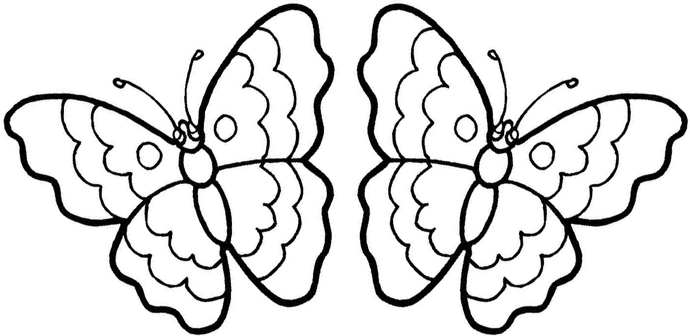 butterflies coloring page butterfly coloring pages page coloring butterflies