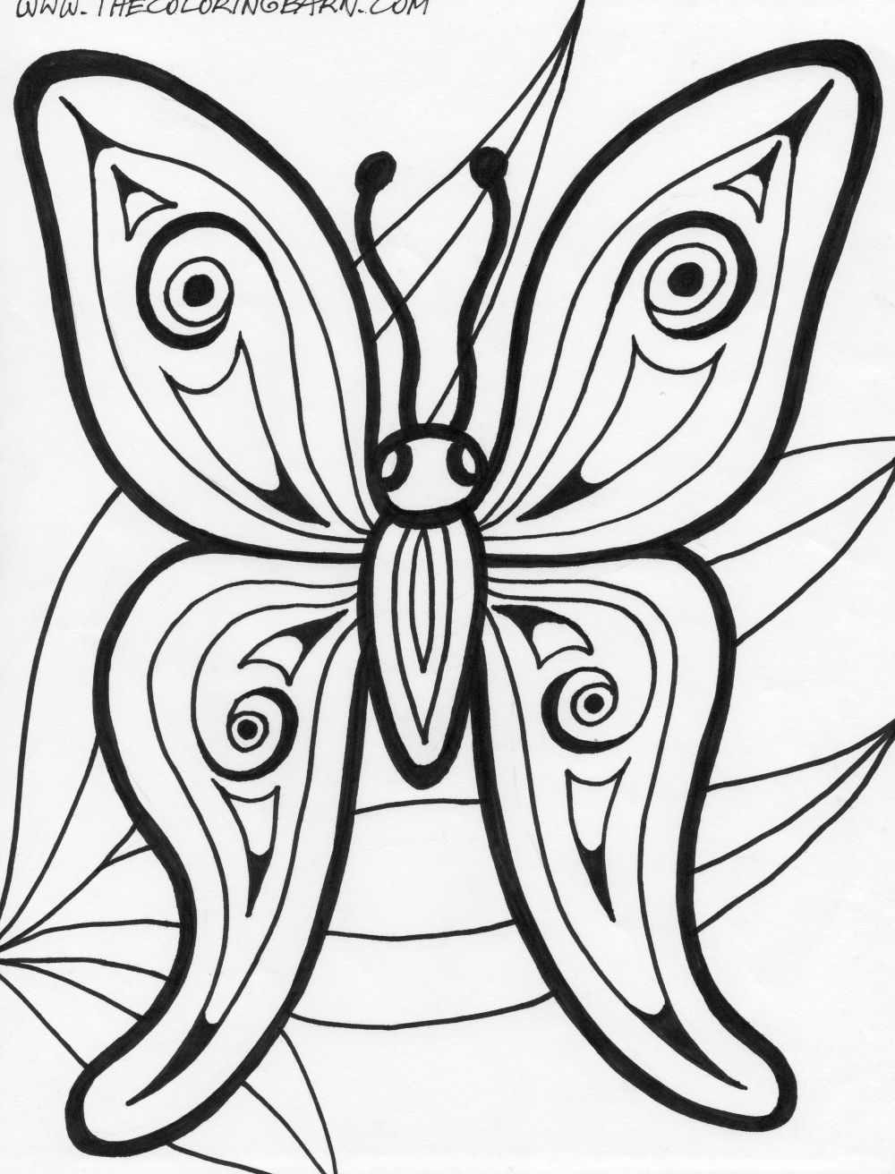 butterfly coloring template 8 best images of printable animal shapes templates free coloring butterfly template