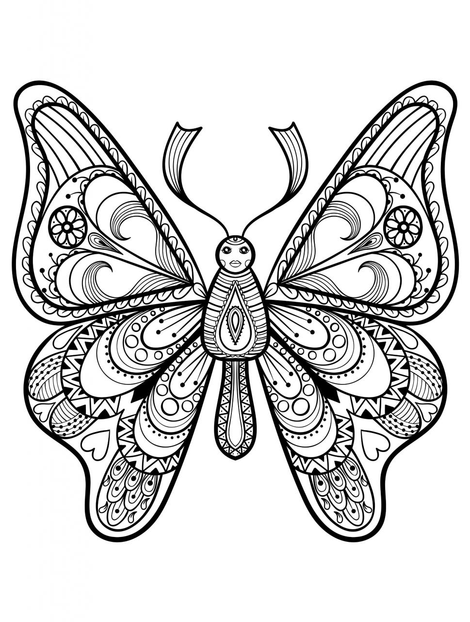 butterfly mandala coloring pages butterfly mandala coloring pages at getcoloringscom pages mandala butterfly coloring