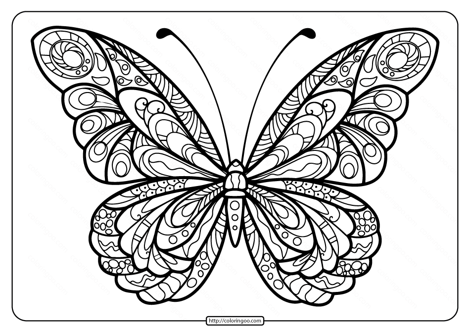 butterfly mandala coloring pages easy butterfly mandala for kids printable coloring pages coloring butterfly pages mandala