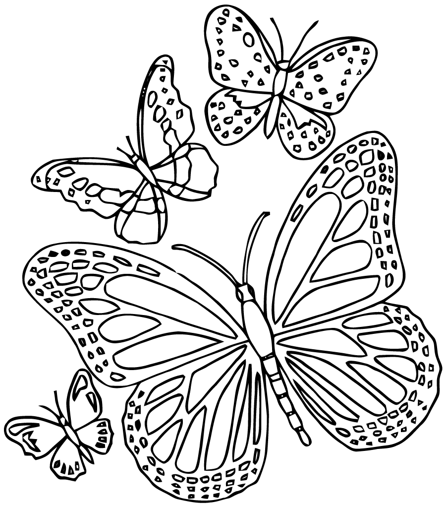 butterfly mandala coloring pages printable butterfly mandala pdf coloring pages 41 coloring pages mandala butterfly