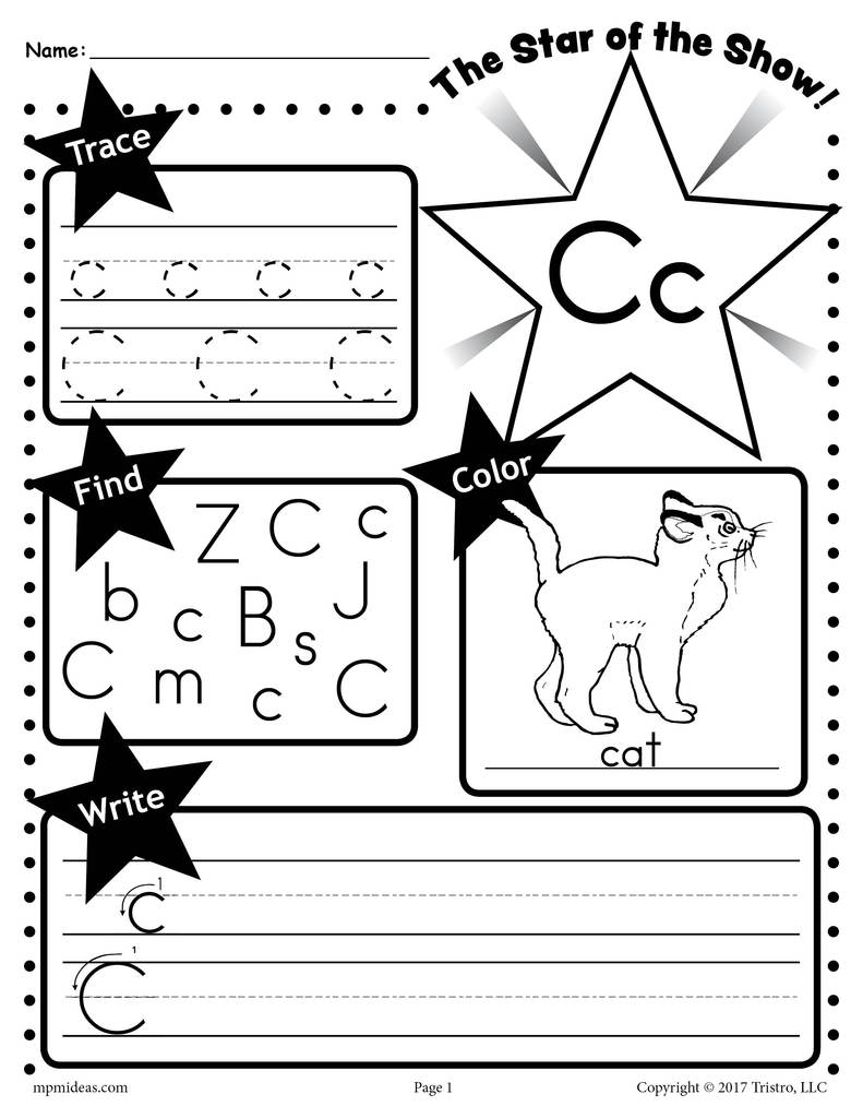 c coloring worksheet letter c is for caterpillar coloring page free printable coloring c worksheet
