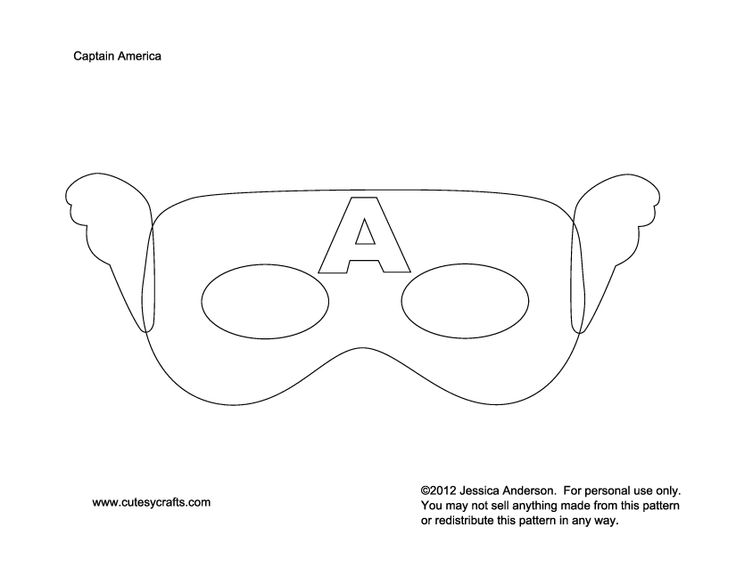 captain america mask coloring pages superhero mask template clipart best america mask captain pages coloring