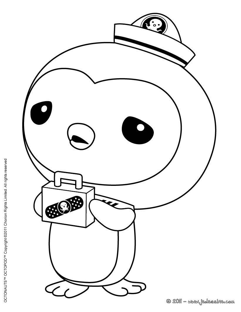 captain barnacles coloring pages captain barnacles kwazii and peso from octonauts coloring pages captain barnacles coloring