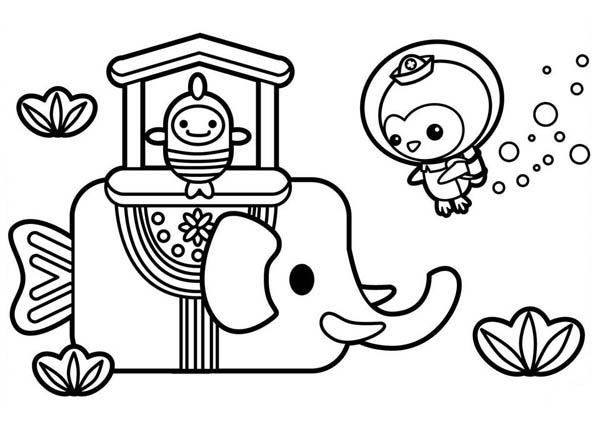 captain barnacles coloring pages captain barnacles old time band coloring page shark pages captain coloring barnacles