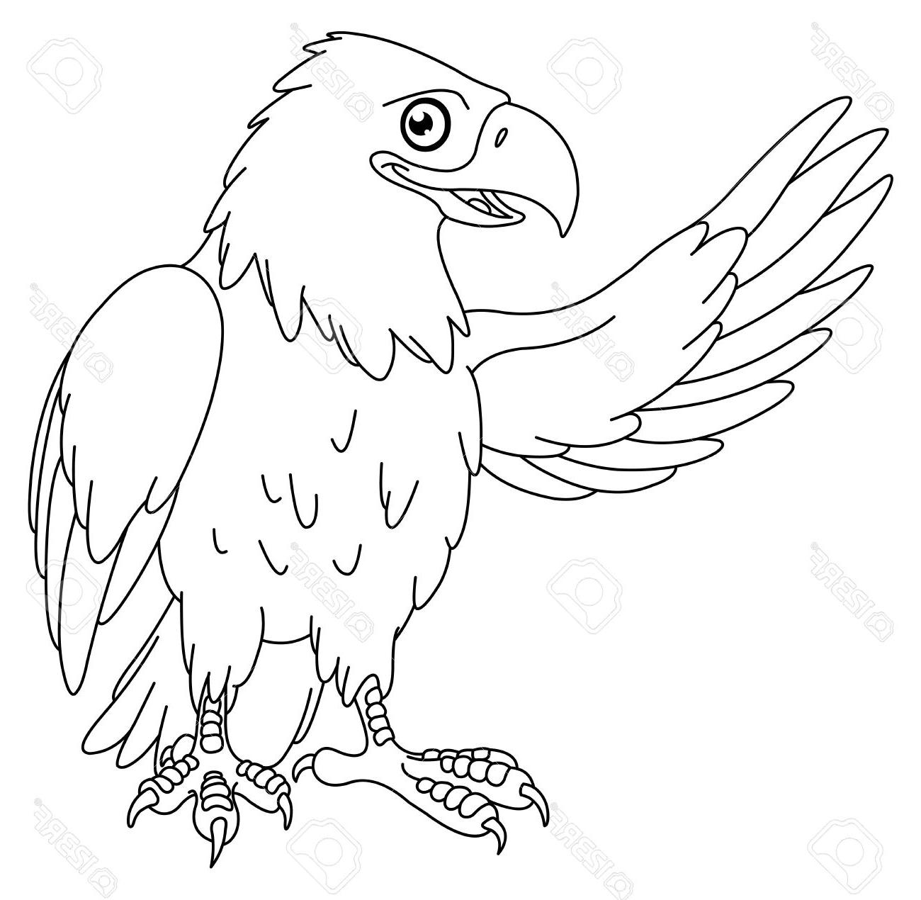 cartoon eagle coloring pages free printable bald eagle coloring pages for kids eagle cartoon coloring pages