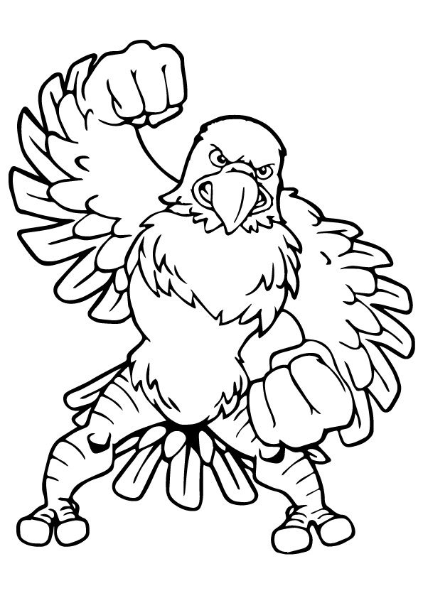 cartoon eagle coloring pages free printable eagle coloring pages for kids cartoon pages eagle coloring