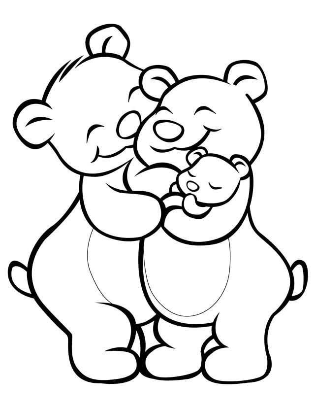 cartoon family coloring pages coloring pages family picture 86 pages coloring family cartoon