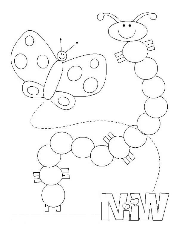 caterpillar to butterfly coloring page a transformation of caterpillar into butterfly coloring caterpillar butterfly to coloring page