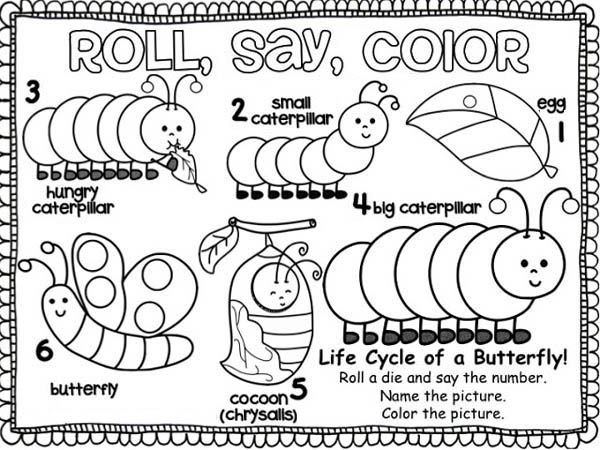 caterpillar to butterfly coloring page from caterpillar into a butterfly coloring page from butterfly to page coloring caterpillar