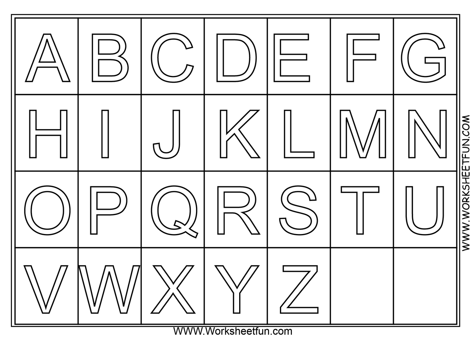 coloring alphabet online a z alphabet coloring pages download and print for free coloring online alphabet