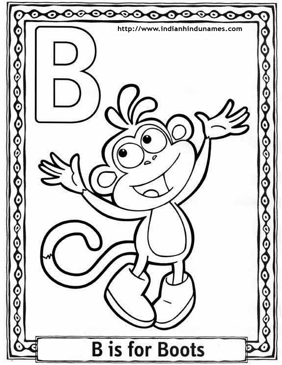 coloring alphabet pages free printable alphabet coloring pages for kids 123 kids alphabet coloring pages