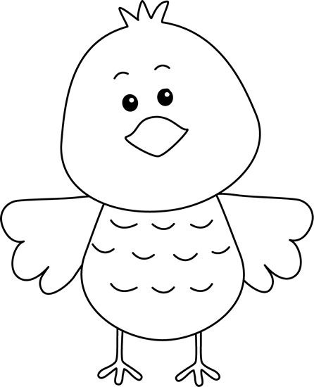 coloring bird png black and white clip art free birds cute black and white bird coloring png