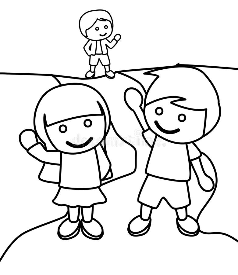coloring clipart of kids coloring lab of kids clipart coloring