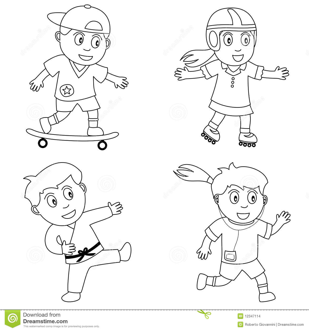coloring clipart of kids firefighter coloring pages to download and print for free of kids coloring clipart
