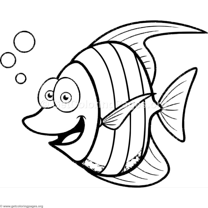 coloring cute cartoon fish jellyfish coloring page free download on clipartmag coloring cute fish cartoon