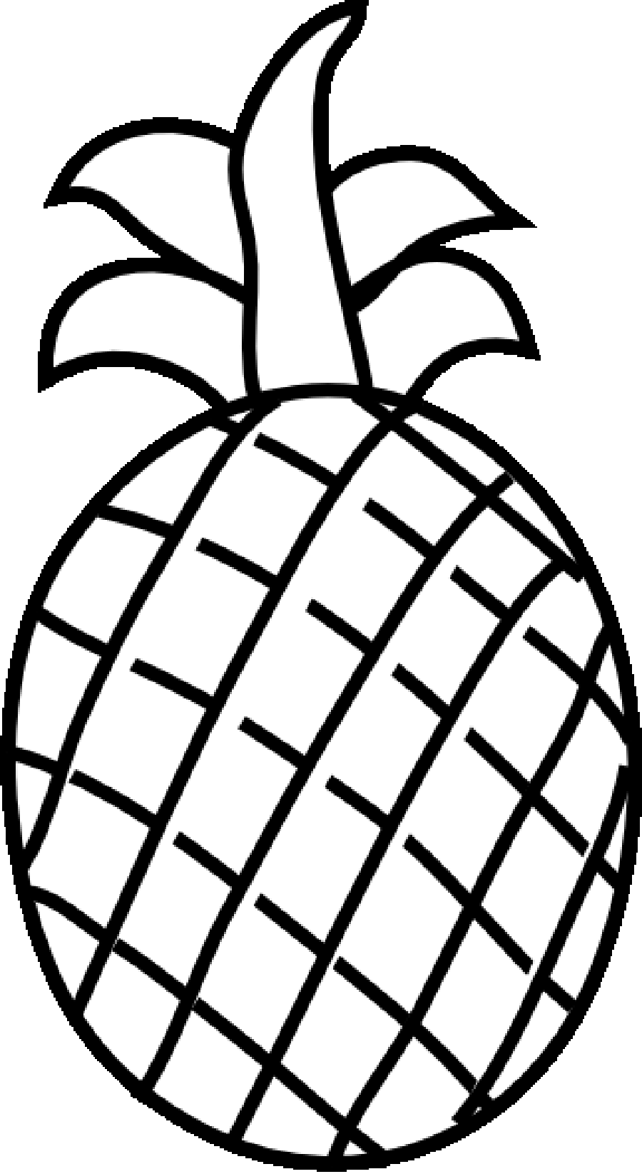 coloring image fruits fruit line drawing at getdrawings free download image fruits coloring