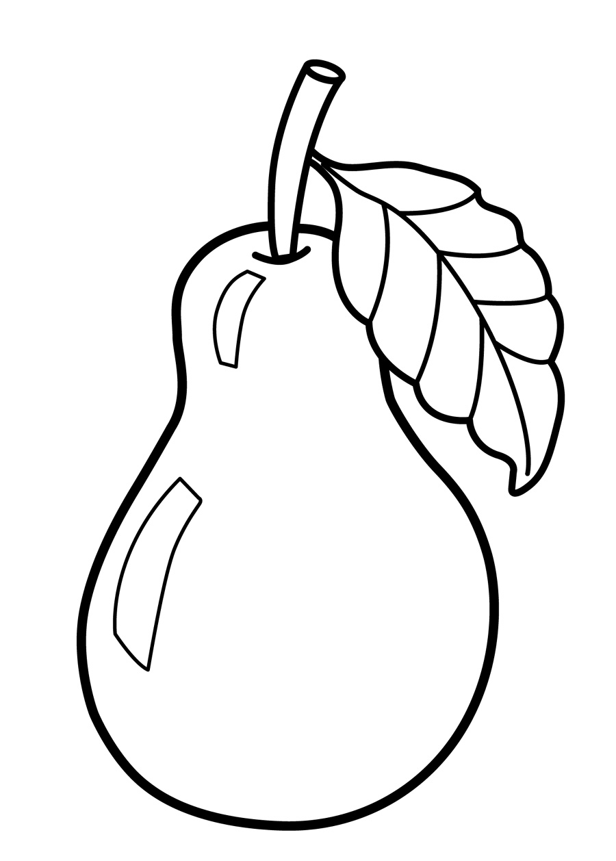 coloring image fruits fruits drawing for colouring at getdrawings free download coloring fruits image