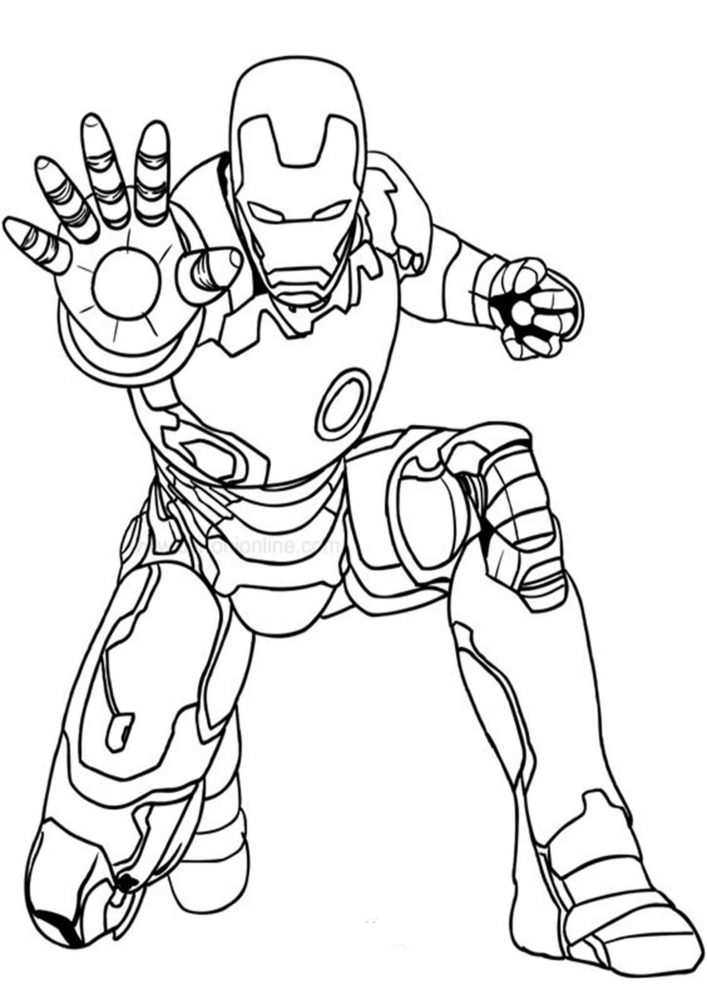 coloring iron man iron man coloring pages free printable coloring pages iron man coloring