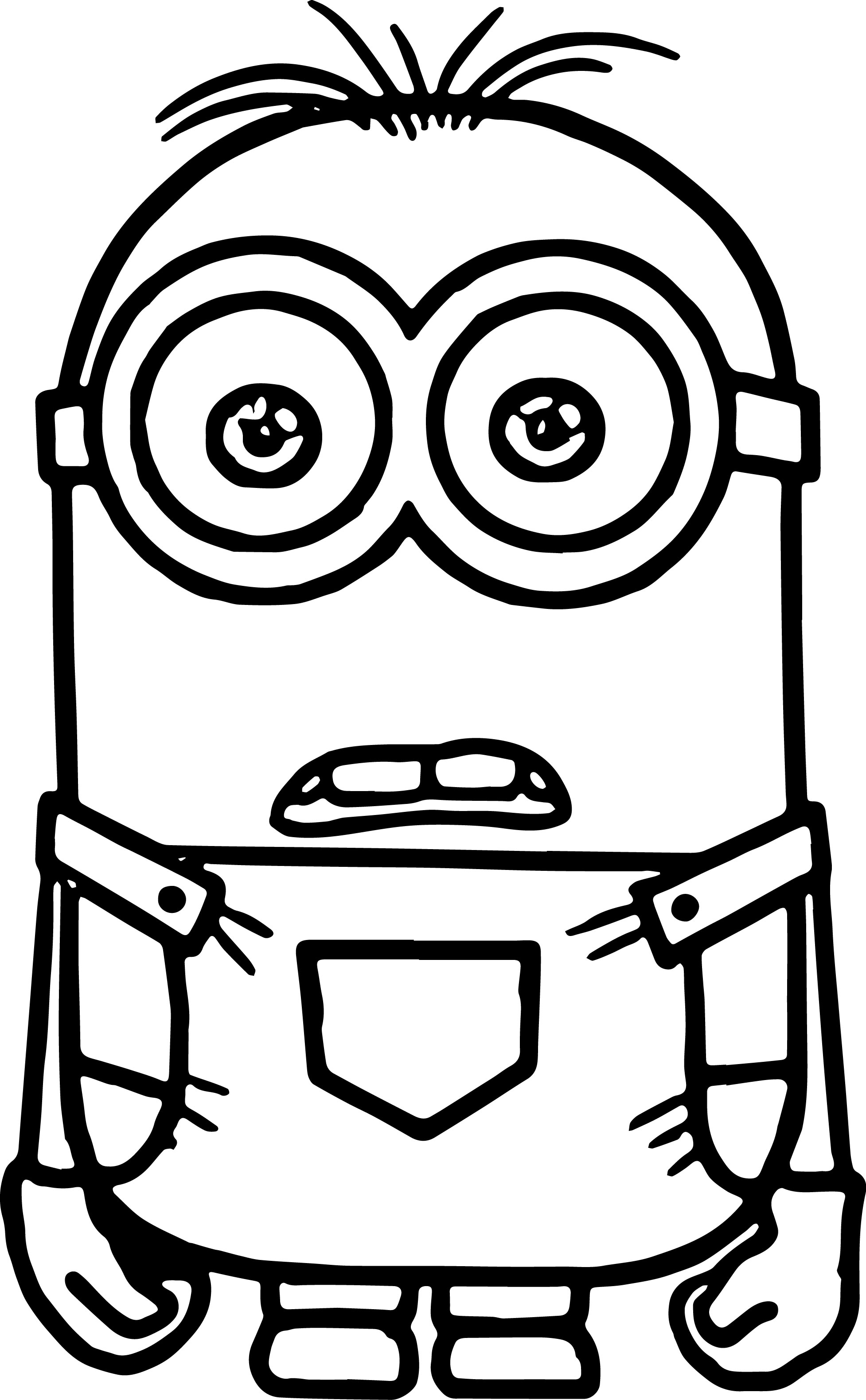 coloring kids clipart minion coloring pages fotolipcom rich image and wallpaper kids coloring clipart