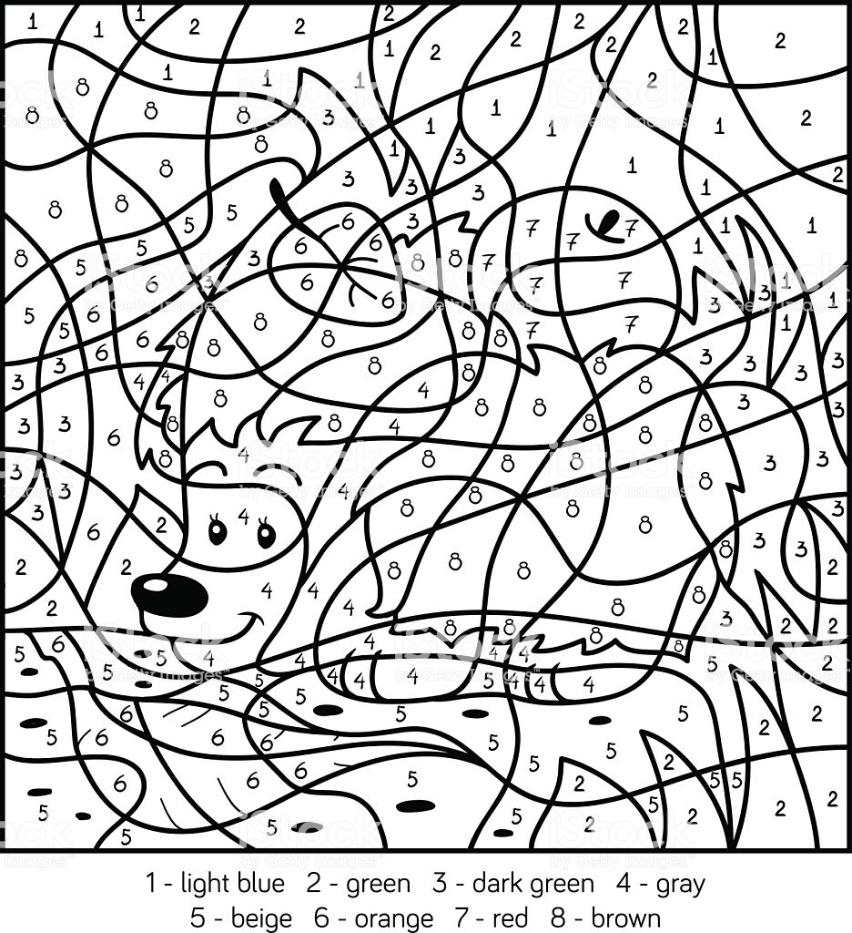 coloring math pictures dog addition color by number worksheet with images math pictures coloring