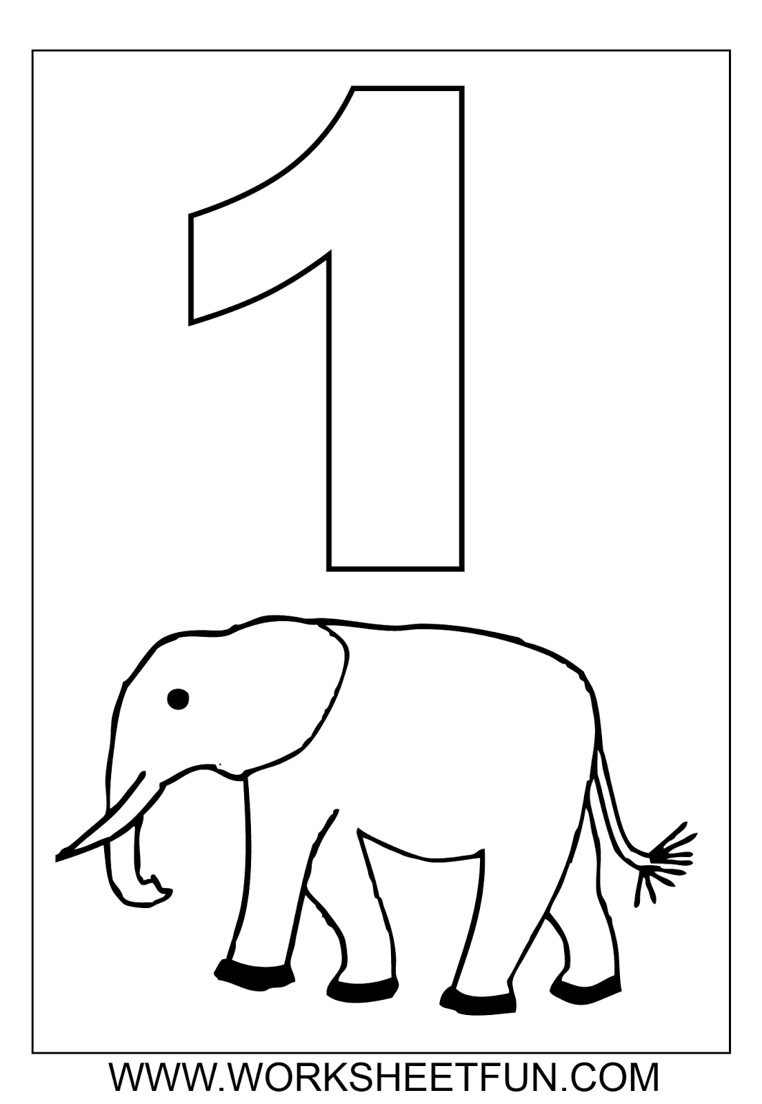 coloring number for preschool free math worksheets number coloring with images for coloring preschool number