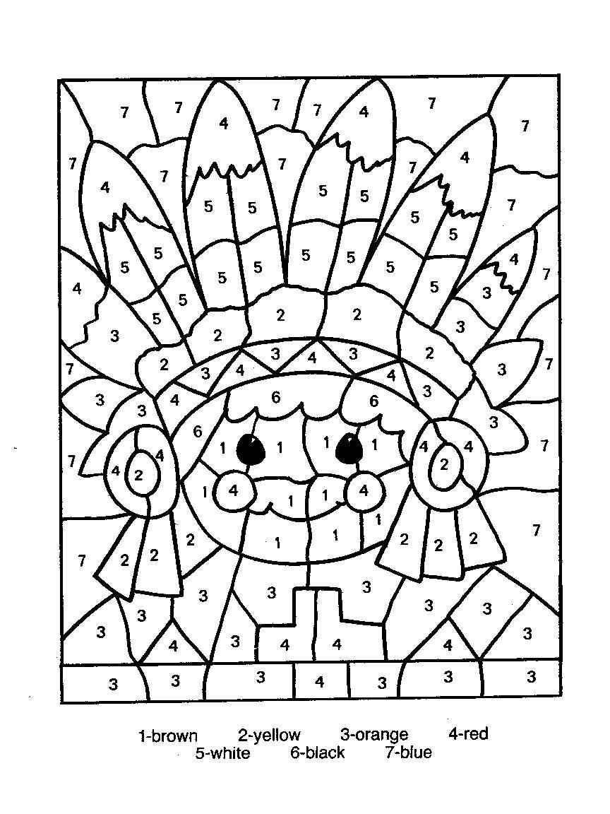 coloring number for preschool penguin color by number preschool and homeschool coloring preschool for number