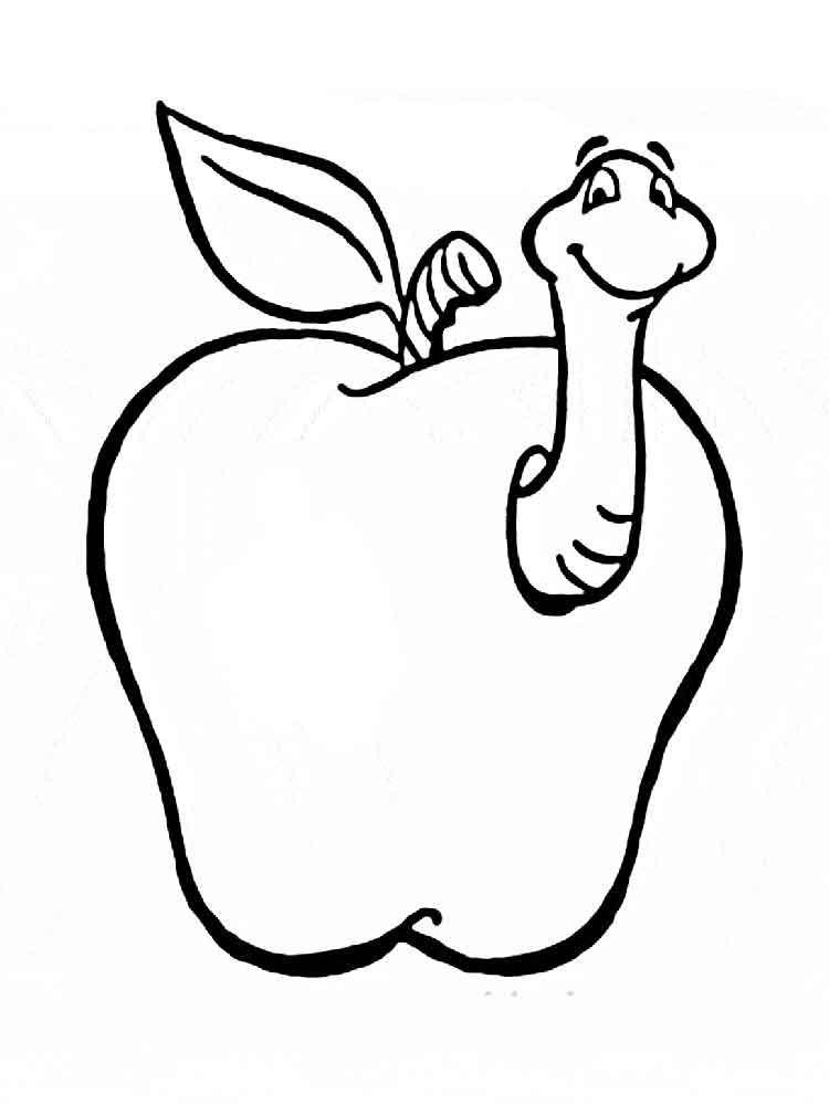 coloring page of an apple discover the great shade of apple 20 apple coloring pages an of coloring page apple