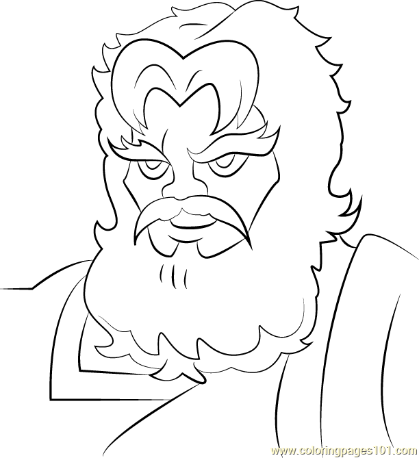 coloring page zeus zeus coloring page at getcoloringscom free printable page zeus coloring