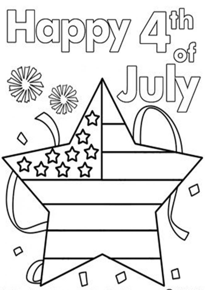 coloring pages 4th of july 4th of july coloring pages for learning 4th of july 4th pages coloring july of