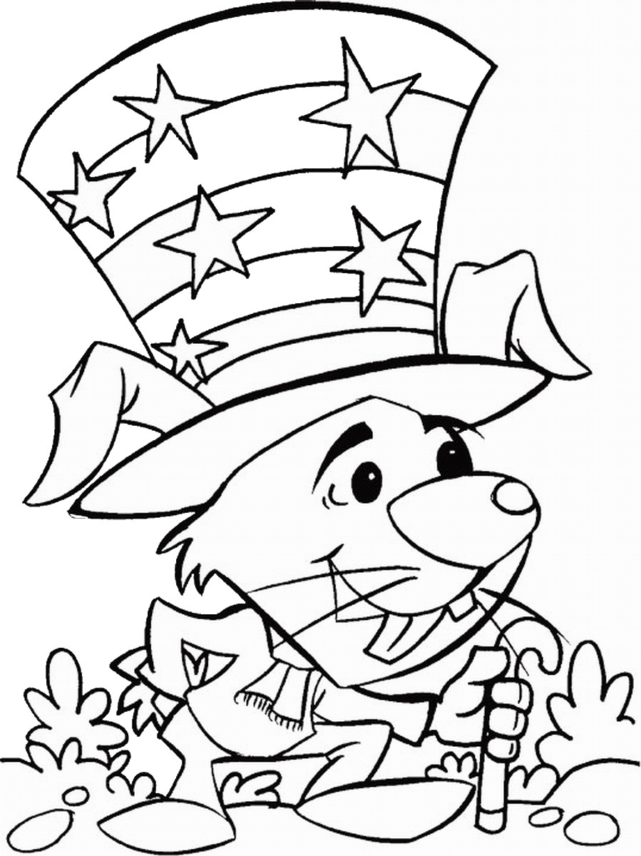 coloring pages 4th of july free easy to print 4th of july coloring pages tulamama pages july 4th of coloring