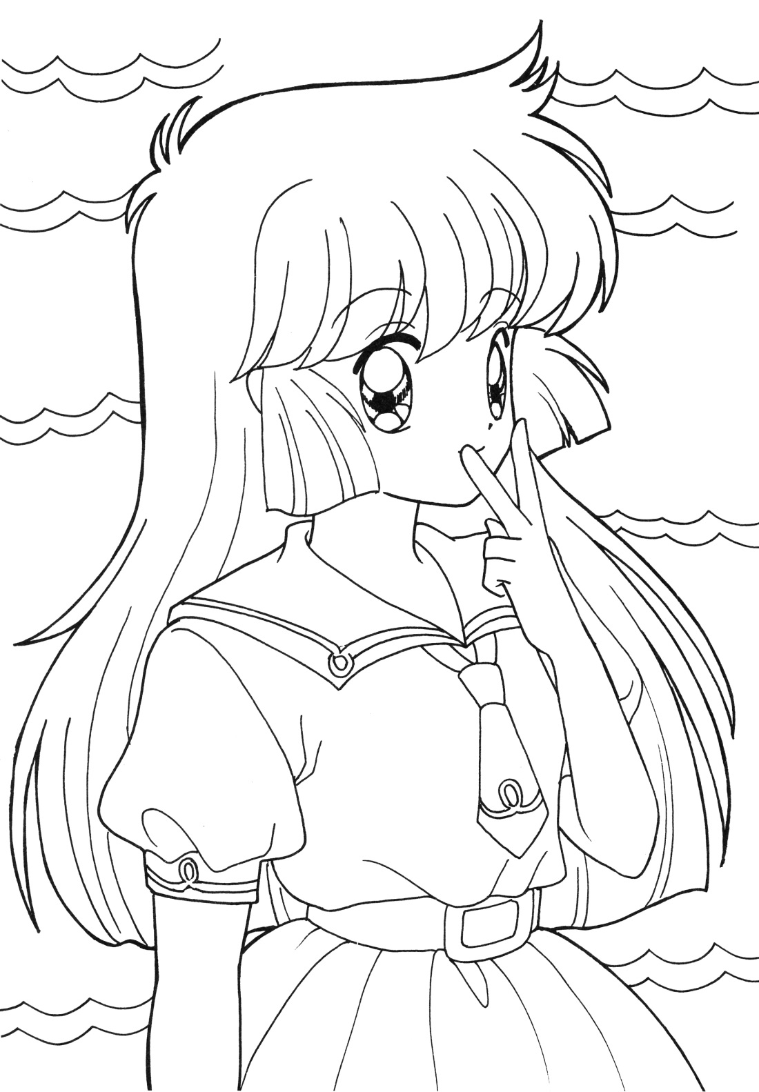 coloring pages anime kids page anime 123 coloring pages coloring pages anime